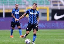 Nicolò Barella Inter-Juventus
