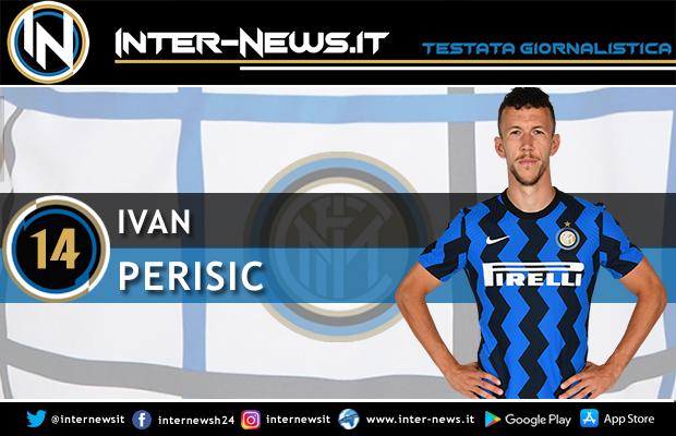 Ivan Perisic Fiorentina-Inter
