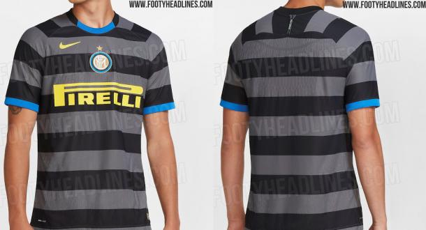 Terza maglia Inter 2020-21
