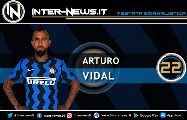 Vidal Inter-Real Madrid