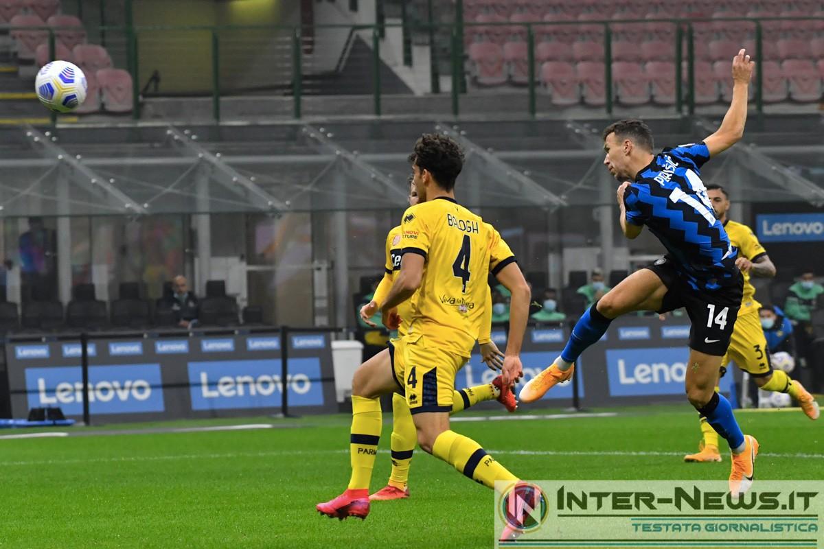 Perisic Inter-Parma
