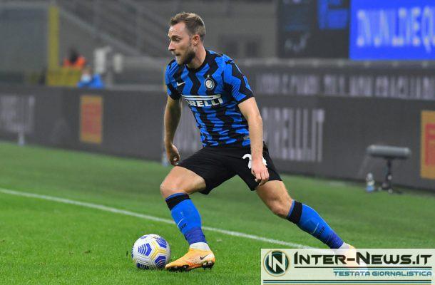 Eriksen Inter-Parma