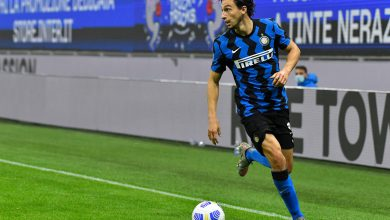 Matteo Darmian - Inter (Photo by Tommaso Fimiano, Copyright Inter-News.it)