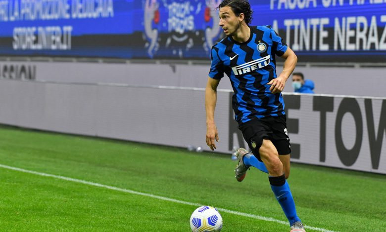 Matteo Darmian - Inter (Photo by Tommaso Fimiano, Copyright Inter-News.it)