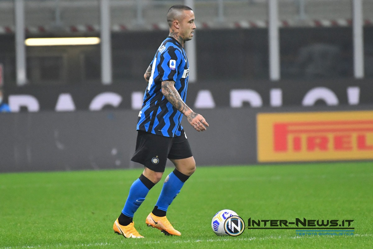 Nainggolan Inter-Parma