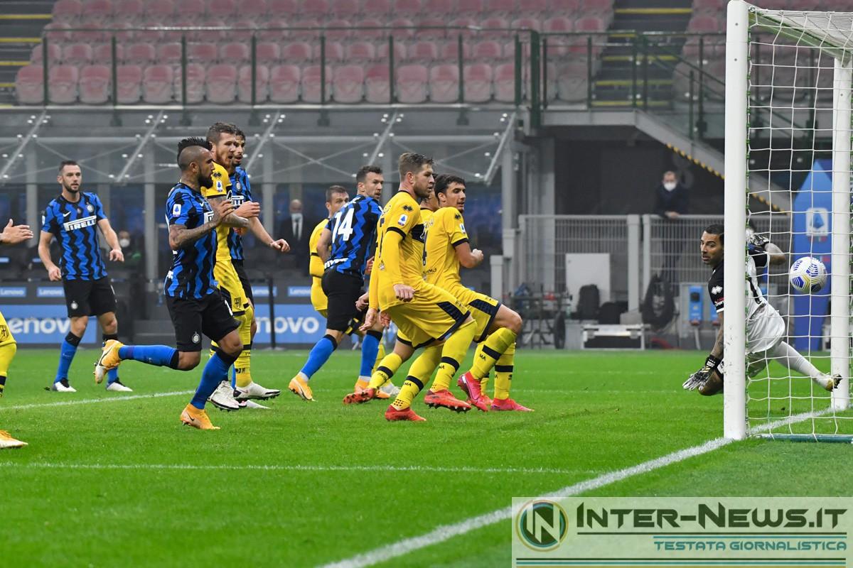 Gol Perisic Inter-Parma
