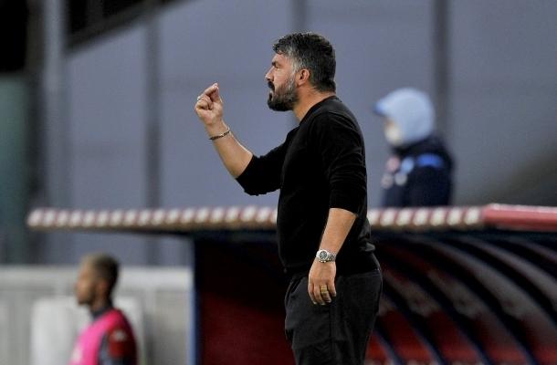 Gennaro Gattuso Napoli-Spezia