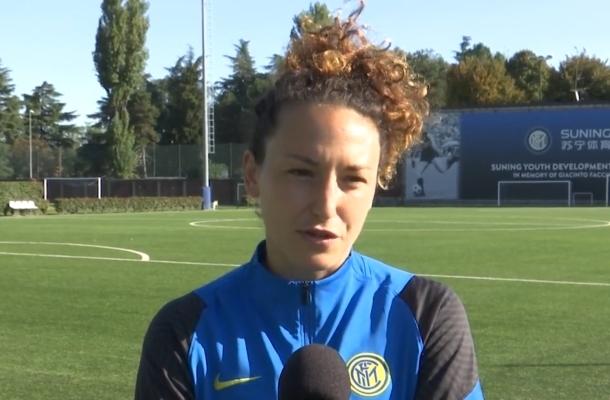 Ilaria Mauro Inter Women
