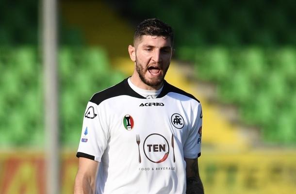 Julian Chabot Parma-Spezia