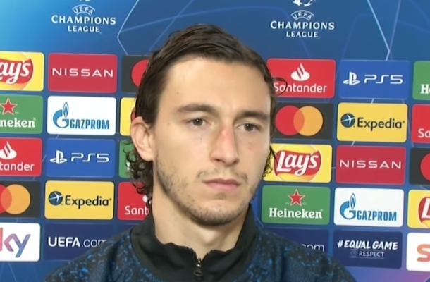 Matteo Darmian Inter
