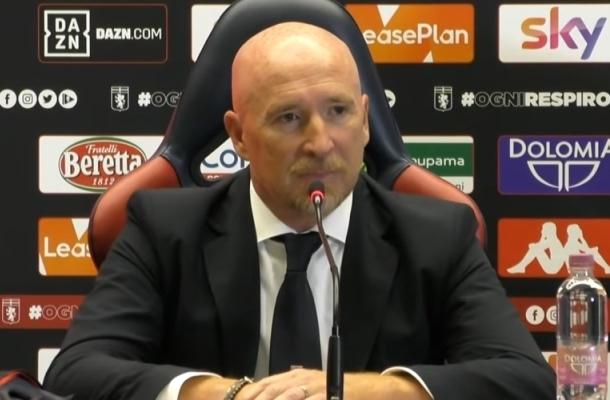 Rolando Maran Genoa