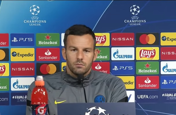 Samir Handanovic Inter