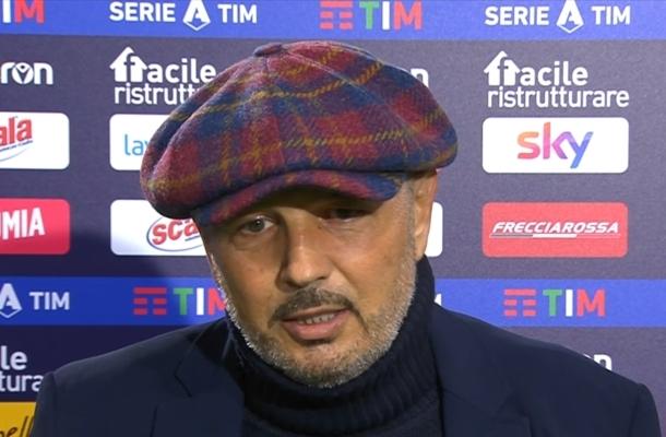 Sinisa Mihajlovic Bologna-Cagliari