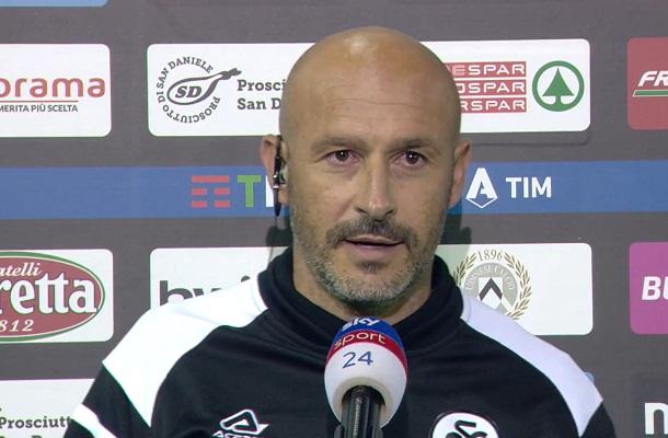 Vincenzo Italiano Spezia-Atalanta