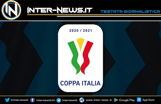 Coppa Italia 2020-2021 logo Inter-News