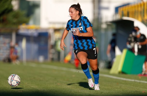 Gloria Marinelli Inter Women