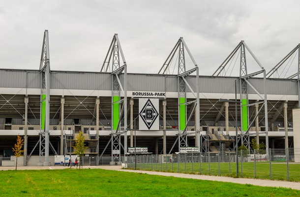 Borussia Monchengladbach stadio