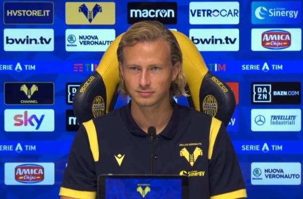 Antonin Barak Verona-Benevento