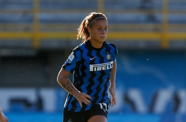 Beatrice Merlo Inter Women