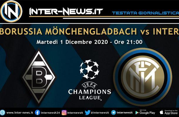 Borussia Monchengladbach-Inter