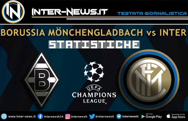 Borussia-Monchengladbach-Inter-statistiche