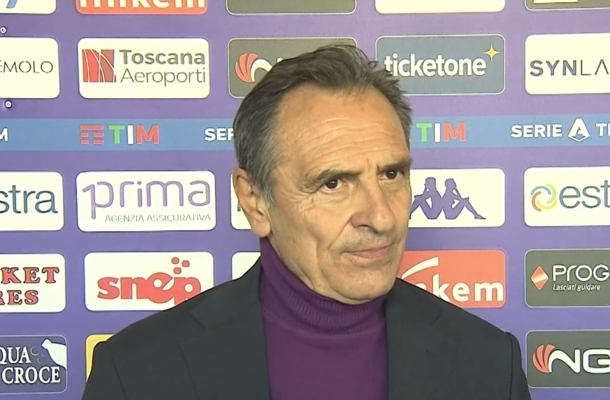 Cesare Prandelli - Fiorentina