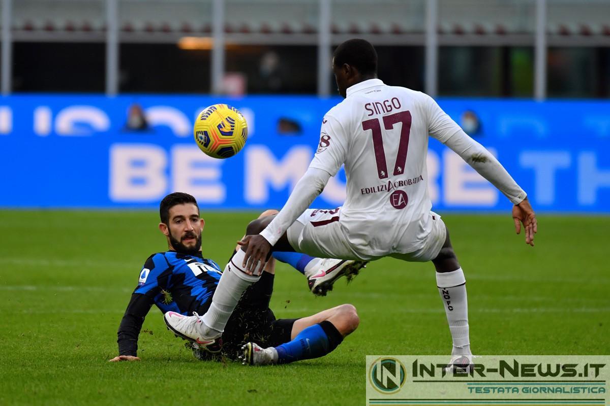 Gagliardini Inter Torino