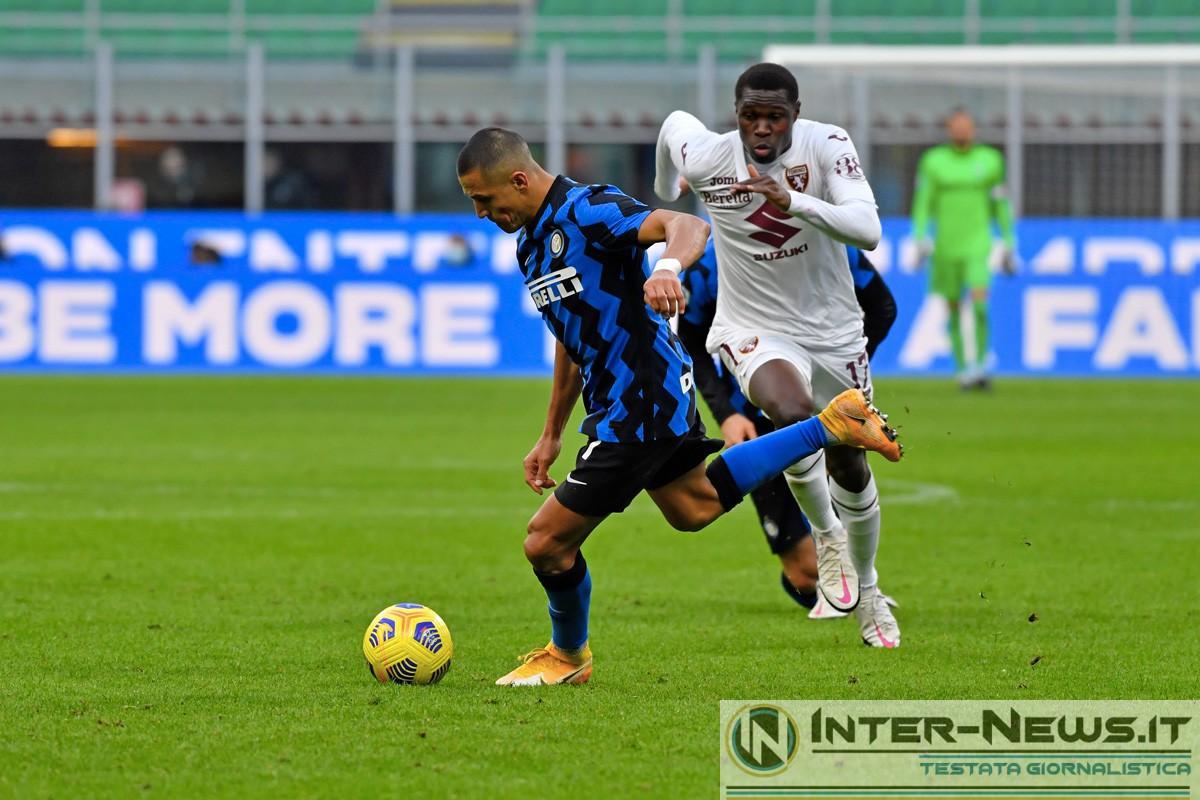 Sanchez Inter Torino