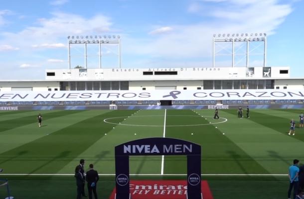 Estadio Alfredo Di Stéfano Madrid