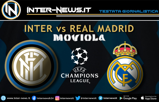 Inter-Real Madrid moviola