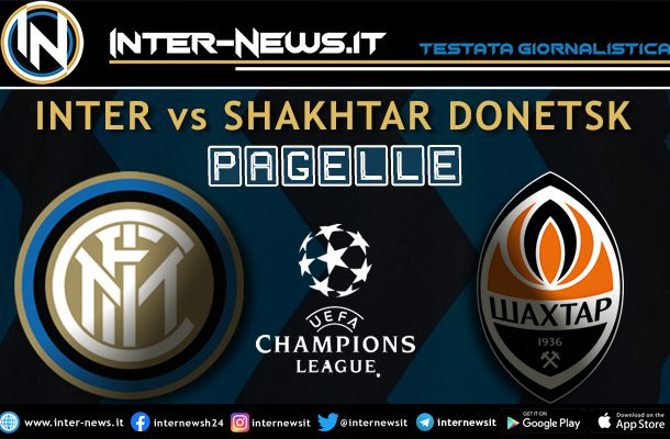 Inter-Shakhtar-pagelle
