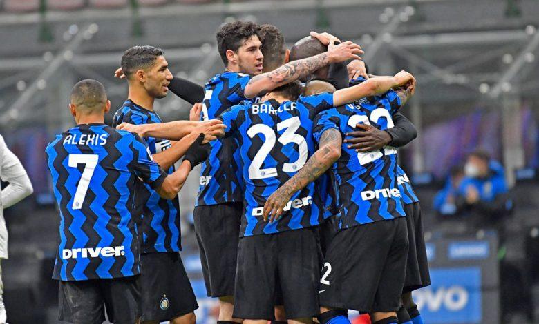 Foto di gruppo in Inter-Torino (Photo by Tommaso Fimiano, Copyright Inter-News.it)