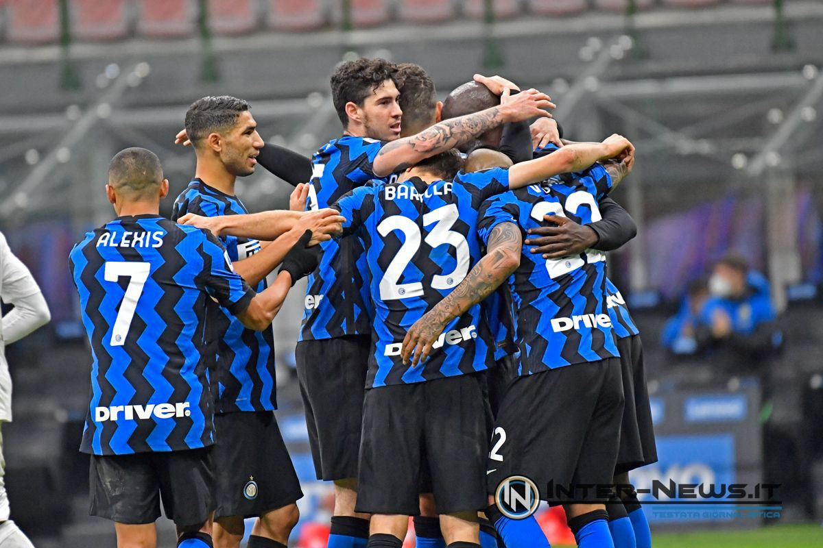 Foto di gruppo in Inter-Torino (Photo by Tommaso Fimiano, Copyright Inter-News.it)