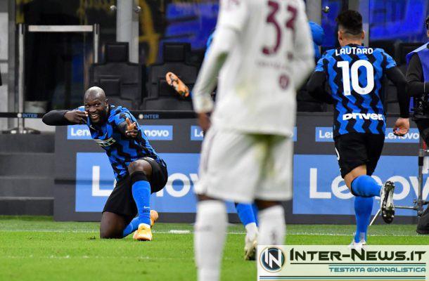 Lukaku Lautaro Martinez Inter-Torino
