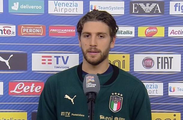 Manuel Locatelli Italia
