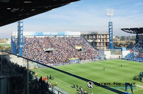 Mapei Stadium Reggio Emilia Sassuolo-Inter