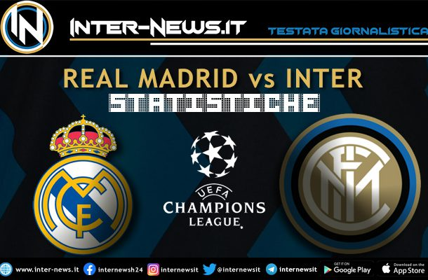 Real-Madrid-Statistiche