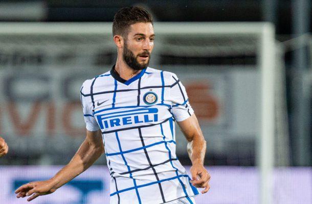 Roberto Gagliardini Sassuolo-Inter