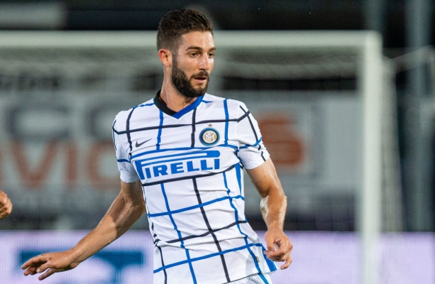 Roberto Gagliardini Sassuolo-Inter
