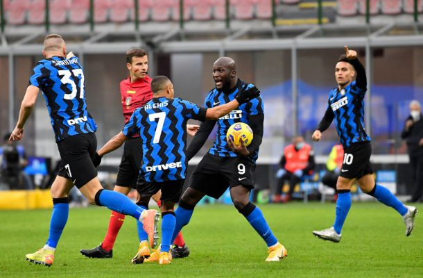 Romelu Lukaku Inter-Torino
