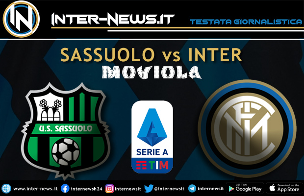 Sassuolo-Inter moviola