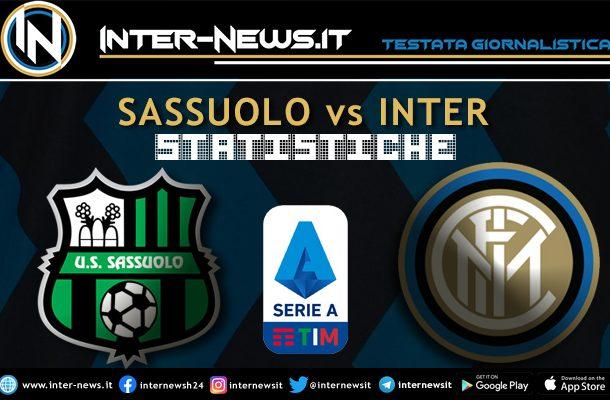 Sassuolo-Inter-Statistiche