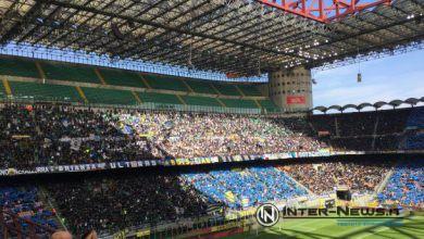 Curva Nord Stadio Giuseppe Meazza - San Siro - Inter-Sassuolo