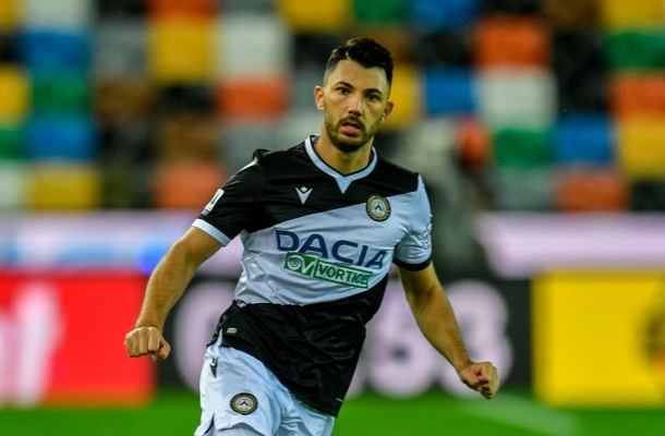 Tolgay Arslan Lazio-Udinese