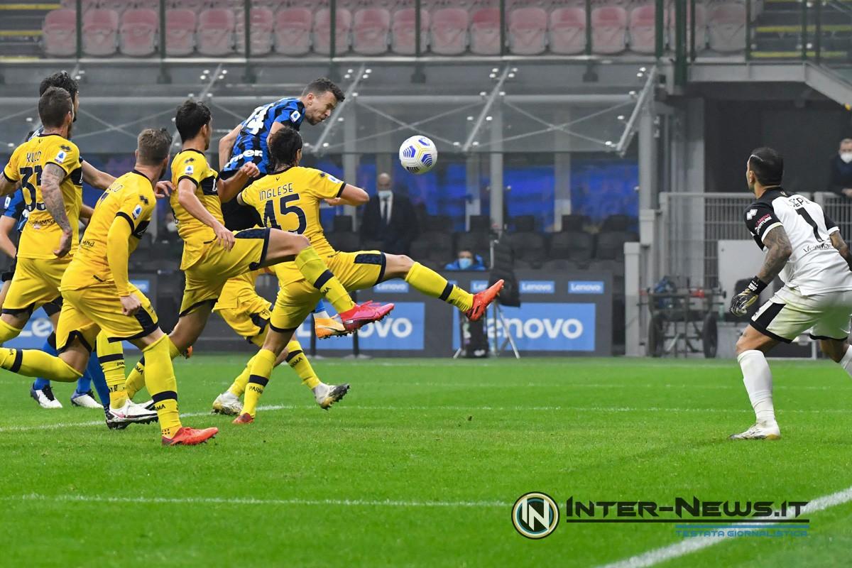 Gol-Perisic Inter-Parma