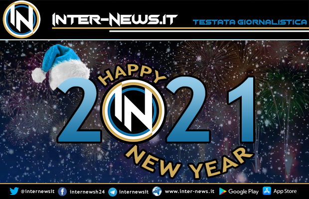 Buon anno (Capodanno 2021) Inter-News.it