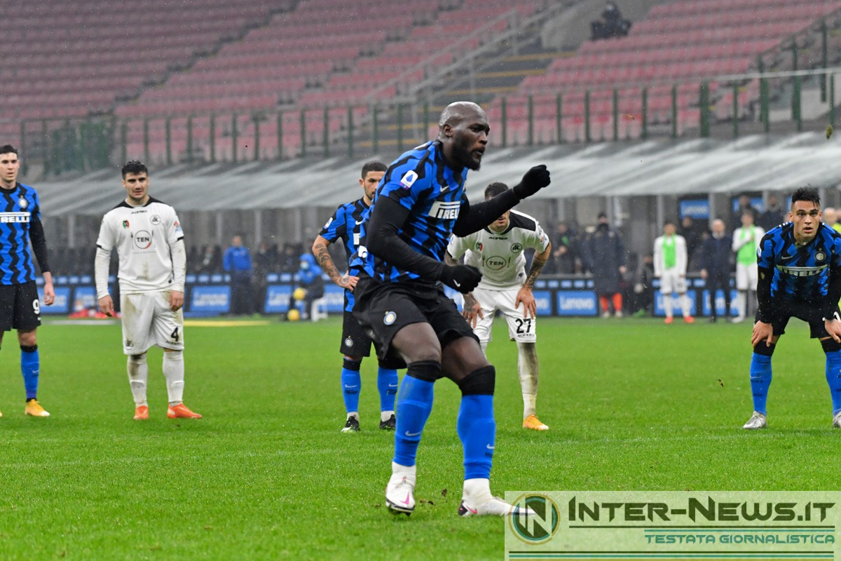 Lukaku - Inter-Spezia - Copyright Inter-News.it, foto Tommaso Fimiano