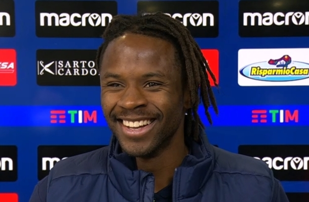 Adrien Tameze Lazio-Verona