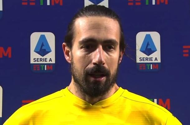 Andrea Consigli Sassuolo-Benevento