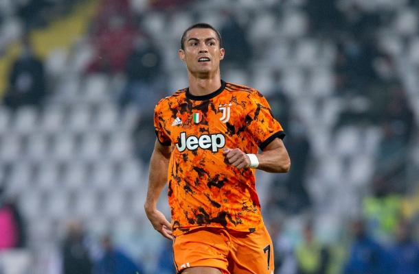 Cristiano Ronaldo Udinese-Juventus